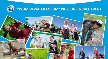 "Women Water Forum in the frames of the High Level International Conference on the implementation of the International Decade for Action ""Water for Life"", 2005-2015"